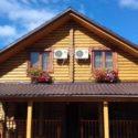 Частный гостевой дом «ТЕРЕМЪ» в Пицунде (Рыбзавод) по улице Приморская, дом № 3 А