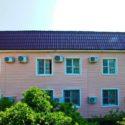 Частный гостевой дом «PUTIUS BAY» в посёлке Лдзаа по улице Речная, дом № 37. Номера у моря